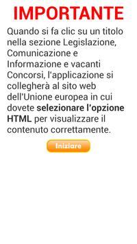 Gazzetta Ufficiale UE Italiano poster