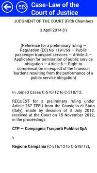 Official Journal EU English apk screenshot