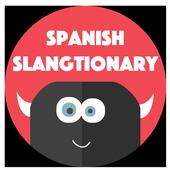 Slangtionary. Slang from Spain icon