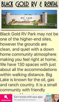 Black Gold RV Parks screenshot 1
