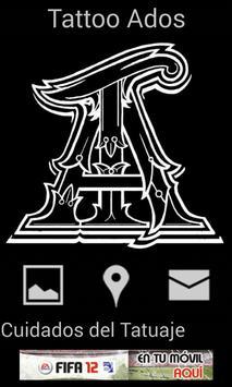 Tattoo Ados 1.0 poster