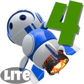Spelling - 4 Letter Words LITE icon