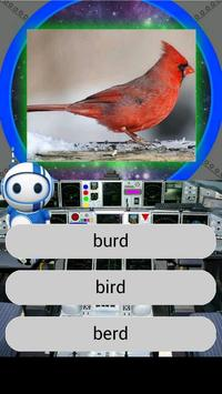 Spelling - 4 Letter Words LITE apk screenshot