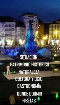 Descubriendo Vitoria-Gasteiz poster