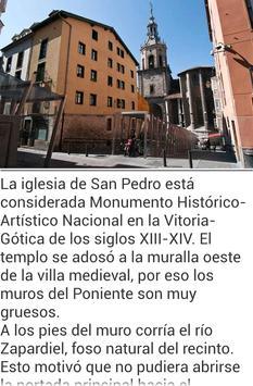 Descubriendo Vitoria-Gasteiz apk screenshot