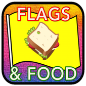 Flags & Food icon