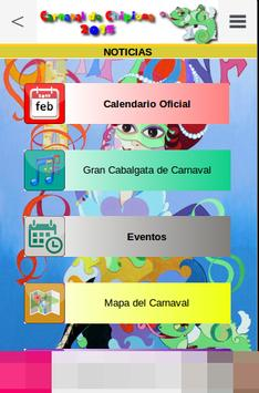 Carnaval Chipiona screenshot 1