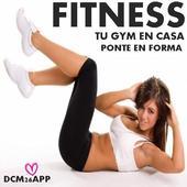 Fitness life icon