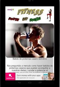 Fitness life screenshot 4