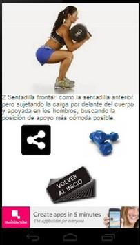 Fitness life screenshot 5