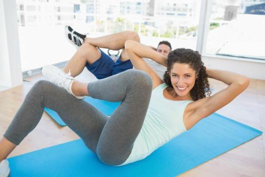 Fitness life screenshot 6