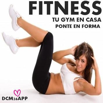 Fitness life poster