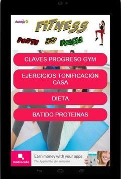 Fitness life screenshot 1