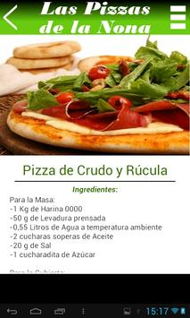 Las Pizzas de la Nona apk screenshot