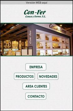 Conca y Ferrer S.L. poster