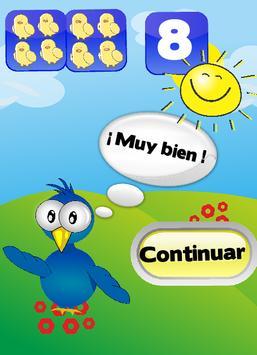 Sumar niños aprender jugando apk screenshot