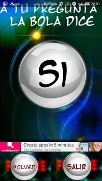 Bola de cristal broma truco screenshot 2