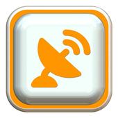 Carga Batería Satélite Broma icon