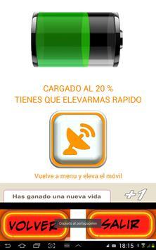 Carga Batería Satélite Broma screenshot 1
