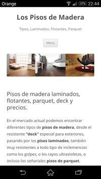 Los Pisos de Madera poster