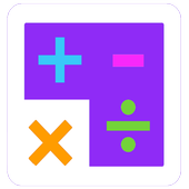 Multiplication for children icon