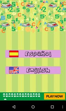 Multiplication for children poster