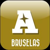 Bruselas mapa offline gratis icon