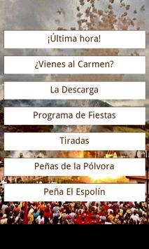 Descarga Cangas App poster