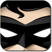 Guide comic superheroes icon