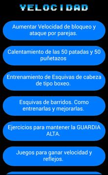 Entrenamiento Marcial screenshot 5