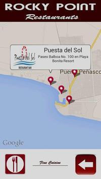 Puerto Penasco RESTAURANTS screenshot 4