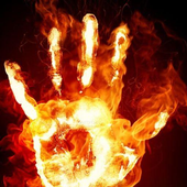Fire Red Vivo Azul icon