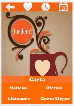 Cafetería Quedem apk screenshot