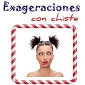 Exageraciones con Chiste icon