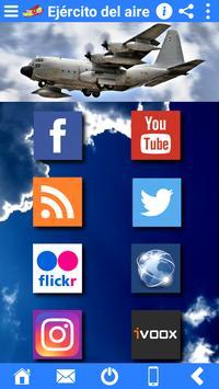 Accesos Ejército del Aire screenshot 5