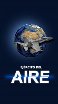 Accesos Ejército del Aire poster