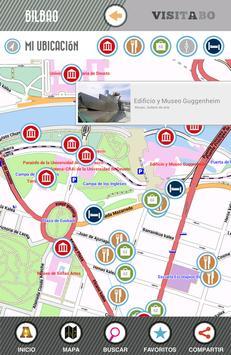 Bilbao mapa offline gratis screenshot 4