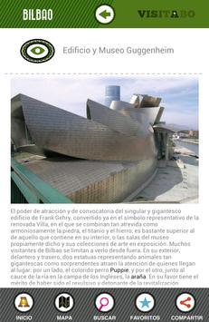 Bilbao mapa offline gratis poster