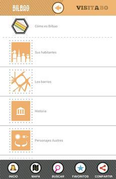 Bilbao mapa offline gratis screenshot 3