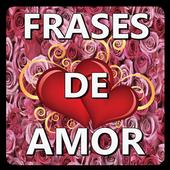 Spanish love quotes icon