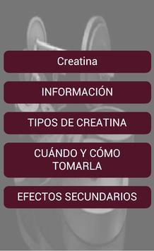 Suplementos Gimnasio apk screenshot