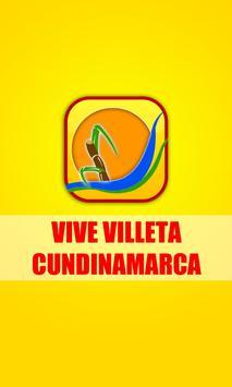 Vive Villeta Cundinamarca poster