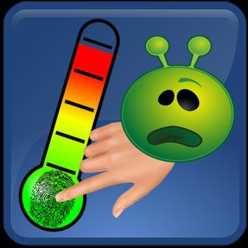 temperatura termometro scherzo apk screenshot