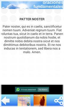 ORACIONES CATOLICAS 2.0 screenshot 6