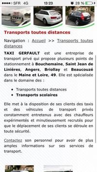 Taxi GERFAULT 49 poster