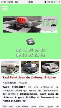 Taxi GERFAULT 49 screenshot 1