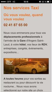 Allo Angers Taxi screenshot 2