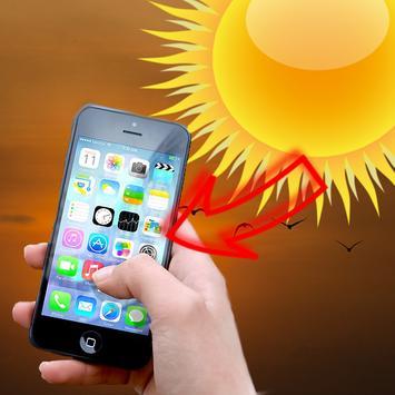 Piada carregador solar apk screenshot
