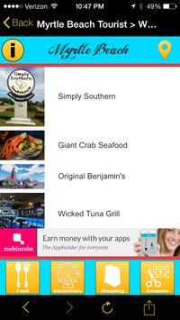 Myrtle Beach Tourist screenshot 14