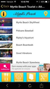 Myrtle Beach Tourist screenshot 2